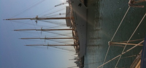 Lisbon Tall Ship