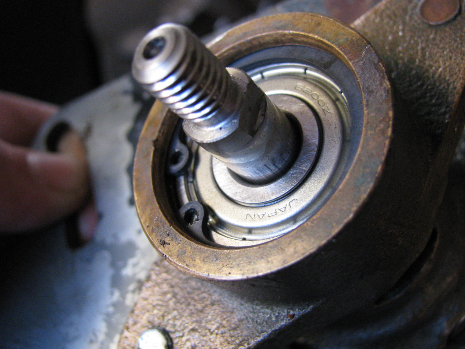 How to fix your Volvo Penta 2002 water pump  There Be Pirates