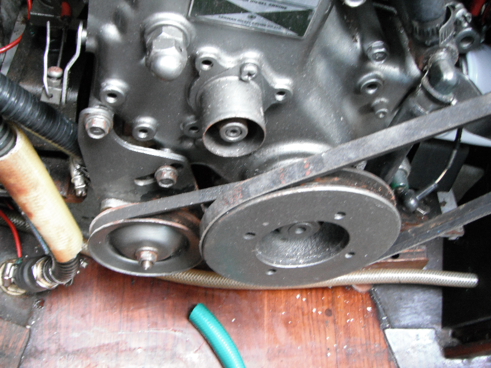 How to fix your Volvo Penta 2002 water pump